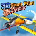 3D stunt pilot San Francisco - aircraft game