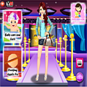 Barbie corour fashion - dress-up game