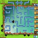 Penguin pipe maze - penguin game