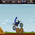 Moto bike mania - balancing game