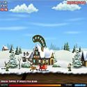 Effing worms X-mas - worm game