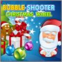 Bubble shooter Christmas wheel - bubbles game