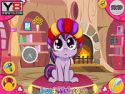 Little pony prom makeup - kids game