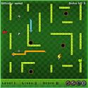 Snake fight arena - 2 player game