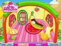 Sweet fruity house - house game