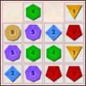 17th shape - math game