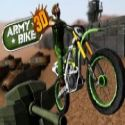 Army bike 3D - army game