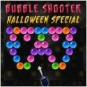 Bubble shooter Halloween special - p�rkeres� j�t�k