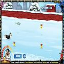 Arctic boot camp blitz - penguin game