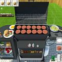 Grill champ - food game