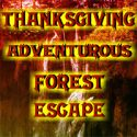 Thanksgiving adventurous forest escape - escape game