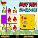 Angry Birds tic-tac-toe - board game